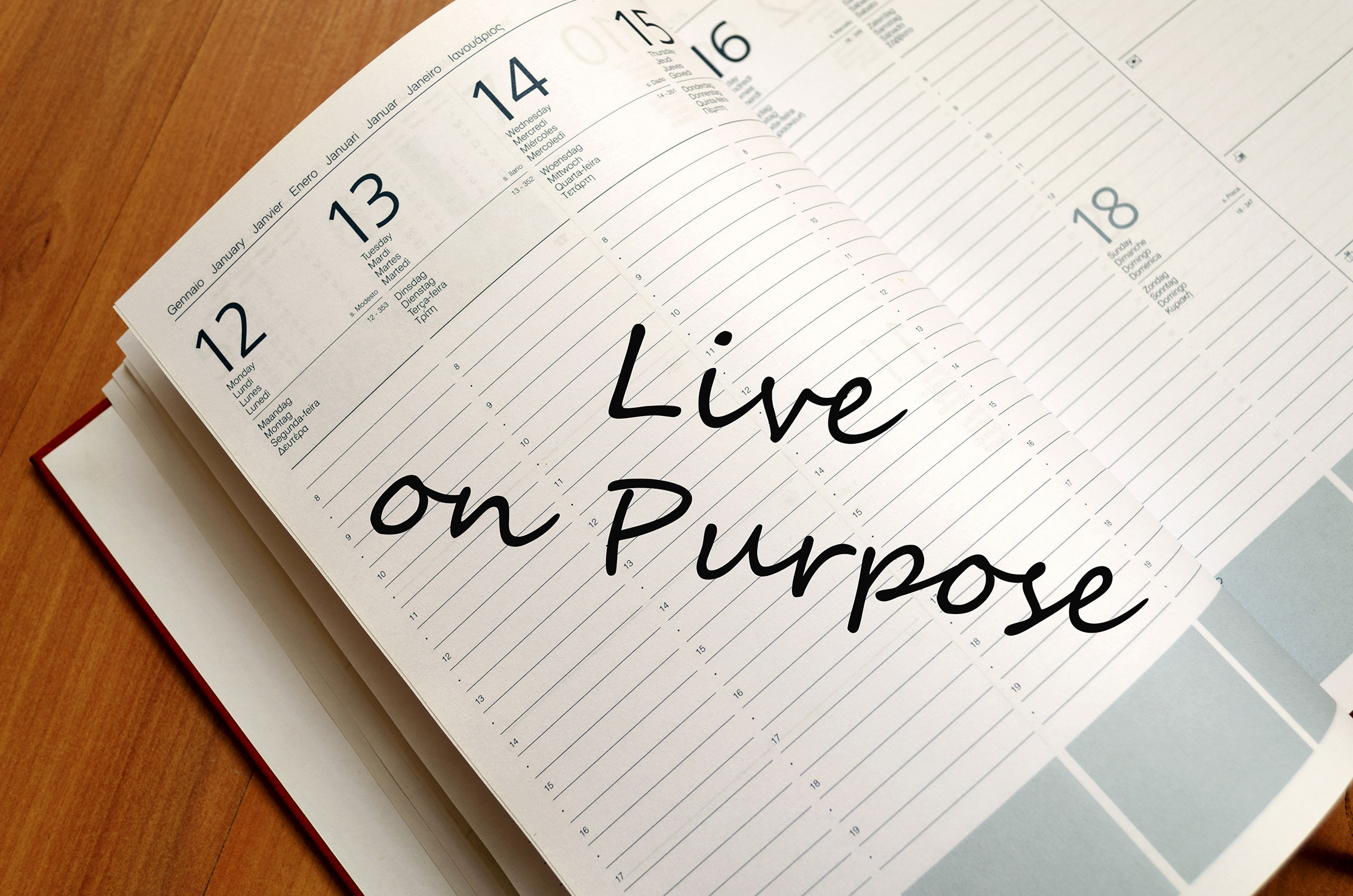 Live Via Purpose